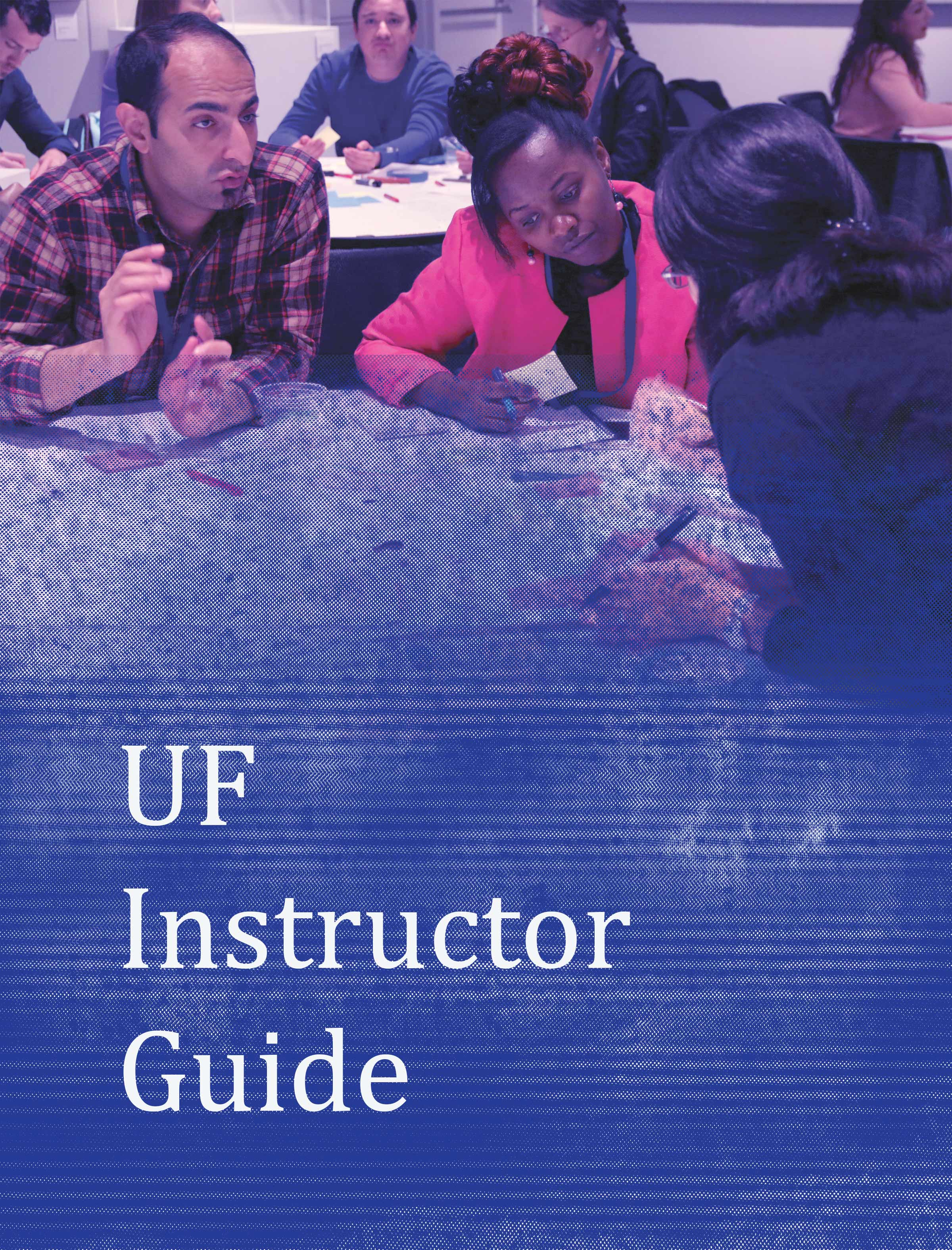 Cover image for UF Instructor Guide