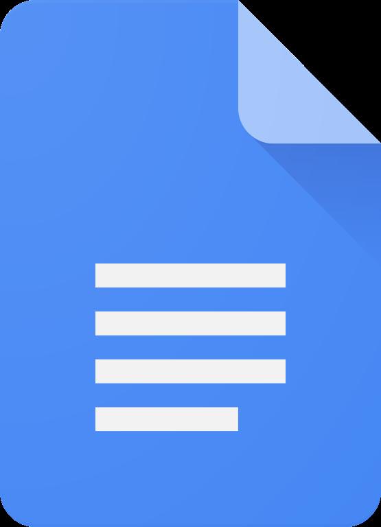 Google Docs Logo