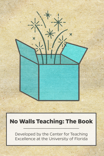 Cover image for No Walls Teaching: The Book